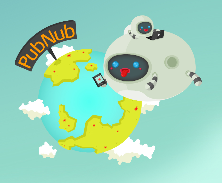 PubNub Tutorial: How To Build HTML5 Multiplayer Game Foundation